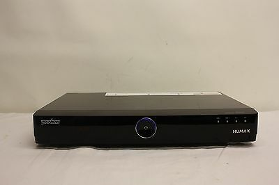 Humax Dtr-T1000/gb/1Tb Tv Receiver Hd Recorder  Youview Freeview Hd Box  A166