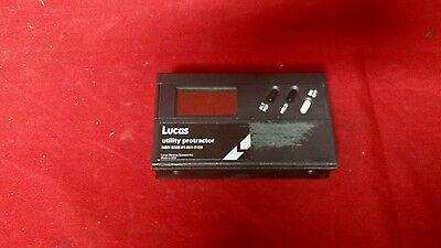 Lucas AngleStar/Mitutoyo Digital Utility Protractor   B1