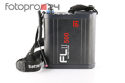Jinbei FL II 500 Porty Powerpack Blitz Generator on Location + TOP (44171695)