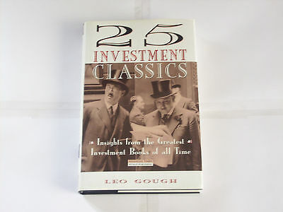 25 Investment Classics Book by Leo Gough