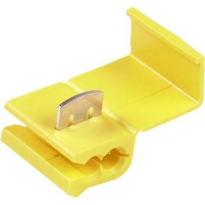 Yellow Tap Connectors Scotchlok 100pk Self-Stripping Electrical 562 Flame