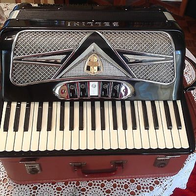 Vintage Bellini 120 Bass Accordion US And Canada Only!