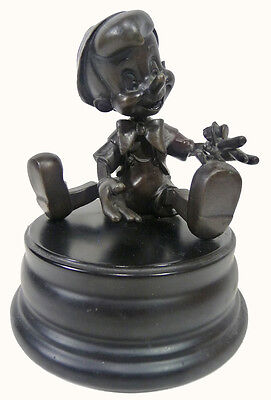 Sold Out PINOCCHIO BRONZE SCULPTURE (2006) DISNEY GALLERY