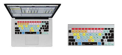 Ableton Live Keyboard Cover for MacBook, MacBook Air & Pro (Unibody) UK SELLER!
