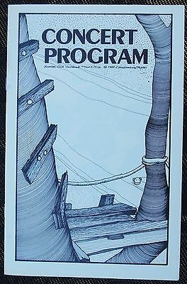 John Mayall's Bluesbreakers program Mick Taylor Beacon Theatre John Scher presen