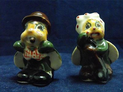 Vintage Occupied Made In Japan Miniature Cricket Figurines  (003-2015)