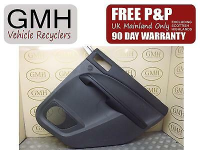FORD FOCUS C MAX RIGHT DRIVER OFFSIDE REAR DOOR PANEL 3M51R23942 2003-2010τ