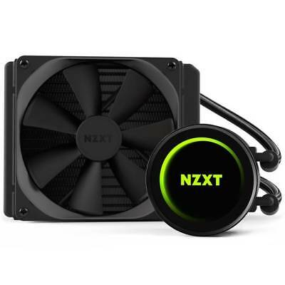 NZXT Kraken X42 RL-KRX42-01 140mm All-In-One Water / Liquid CPU Cooling with Sof