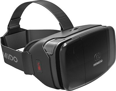 Homido Virtual Reality Headset V2 VR NEW For Android Smartphones iPhone NEW BNIB