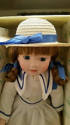 """Connoisseur Collection """"Patricia"""" Doll FROM SEYMOUR MANN"""