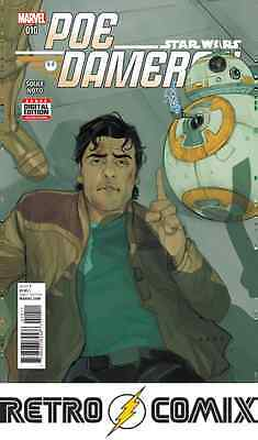 Marvel Star Wars Poe Dameron #10 First Print New/unread Bagged & Boarded