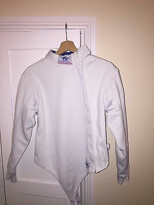 Full Mens Fencing Kit (Jacket, Breeches and Plastron) Right Hand PBT