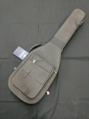 Reunion Blues Renegade Electric Bass Case Gig Bag Waxed Leather Hot! RBEL-B4