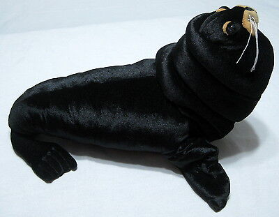 Fao Schwartz Plush Seal Sea Lion