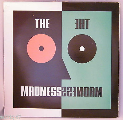 "33 T Vinyl The Madness "" Nail Down The Days / What's That """