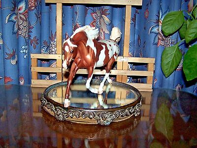 Breyer  Arabian Mare Weather Girl Matte Rainbow  ~Excellent~ Treasure Hunt Prize
