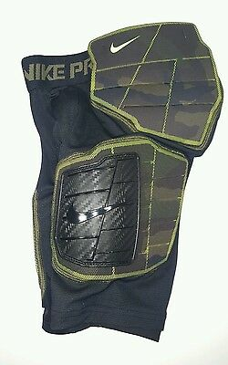 NIKE HYPERSTRONG PRO COMBAT COMPRESSION Boys Shorts Football Pads Size S