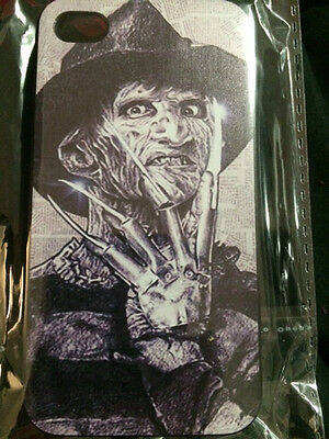 Freddy Kruger Horror Halloween Killer goth iPhone case 4 4S movie free Cover