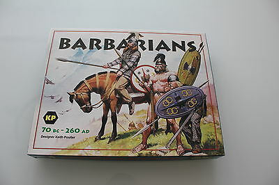 Barbarians 70 BC - 260 AD Strategiespiel in OVP von 1994 komplett in Topzustand