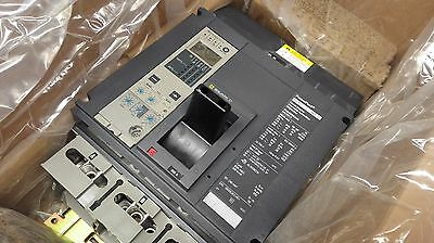 NEW Square D PowerPact PG 800 Circuit Breaker w/ Micrologic 5.0A 800 Amp 3 Pole