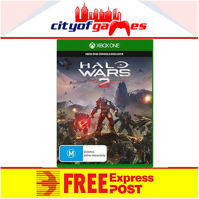 Halo Wars 2 Game Xbox One New & Sealed