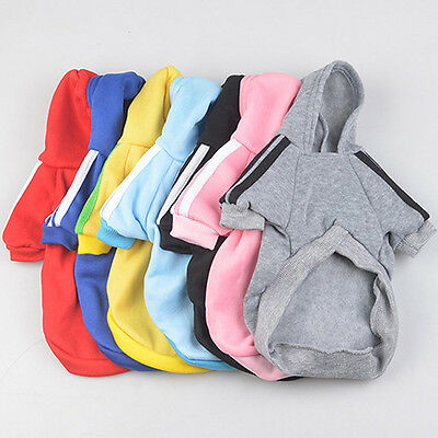 Pet Hoodie Coat Dog Jacket Winter Clothes Puppy Sweater Clothing Apparel Nifty