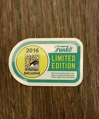 100 X funko pop vinyl sdcc 2016 custom stickers replacement exclusive