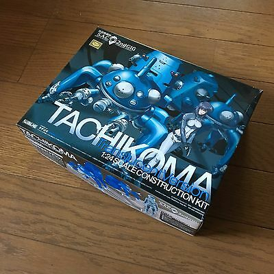 Ghost in the Shell :Tachikoma 1/24 model kit Clear ver; Featured Product!!