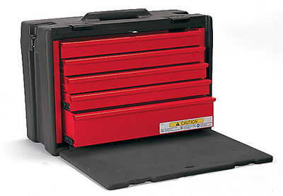 Snap On - Portable Tool Box / Chest - Brand New - Red and Grey