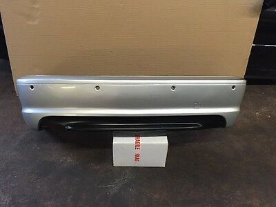 BMW 3 SERIES E46 COUPE/CONVERTIBLE M SPORT REAR BUMPER IN Titan Silver
