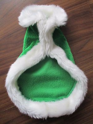 DISNEY STORE Tinkerbell fairies soft doll plush toy replacement Winter wrap cape