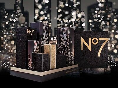 No7 City Lights limited edition​ Beauty Collection Gift Set RRP £141