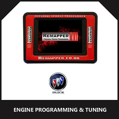 Buick - ECU Remapping | Engine/Chip Tuning | ECU Programming Tool