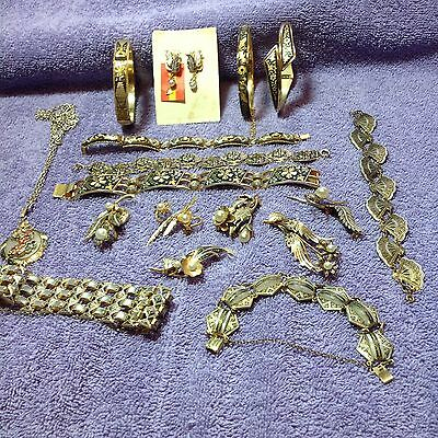 Job Lot Vintage Jewellery In Good Condition