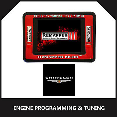 Chrysler - ECU Remapping | Engine/Chip Tuning | ECU Programming Tool