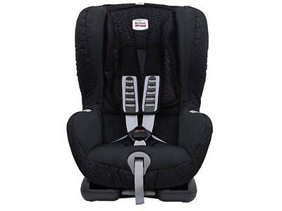 Britax Romer Replacement Car Seat Cover For Duo Plus - Black Thunder NEW GENUINE