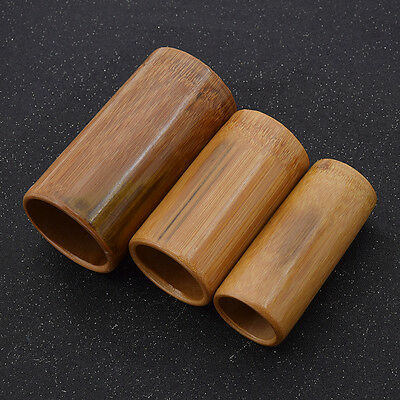 Bamboo Wood Fire Cupping Chinese Medicine Acupuncture Home Health Care Random