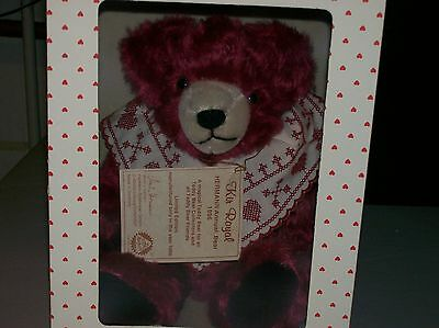 Hermann Bear - Rosey Colored - Limited Edition 1996 - New
