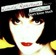 """Linda Ronstadt feat Aaron Neville Dont know much + others   12"""" Vinyl"""