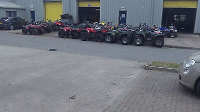 Yamaha Grizzly 700 Eps Only 305 Hours Quad Atv  Can Be Road Legal