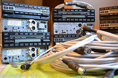 Becker Mexico CD 2000 Grand Prix 8-pin CABLE to Radio Receiver/Amplifier/Changer