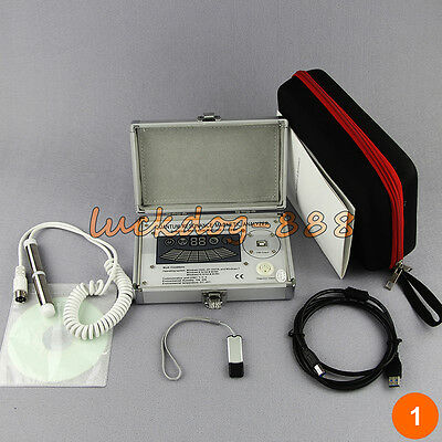 Hi Tech Quantum Magnetic Resonance Health Body Analyzer 45 Reports