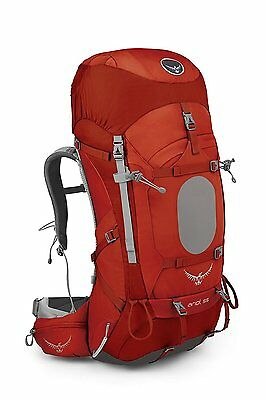 Osprey Ariel 55L Backpack - Women - Assorted Sizes - Vermillion Red