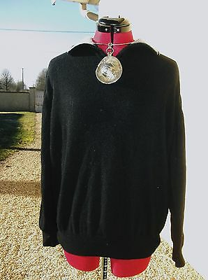§§ Pull Homme Armand Thierry Taille Xl 45 % Laine Merinos §§