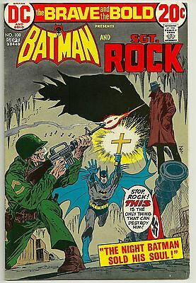 The Brave and the Bold #108 (Aug-Sep 1973, DC) - Fine+