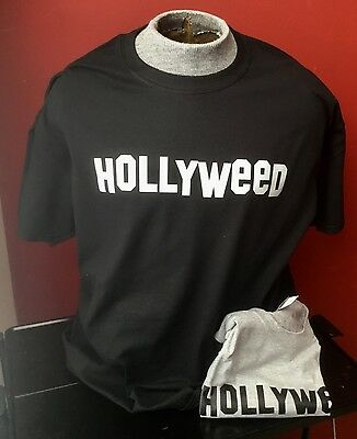 """""""hollyweed"""" T-Shirt Size S - Xl"""