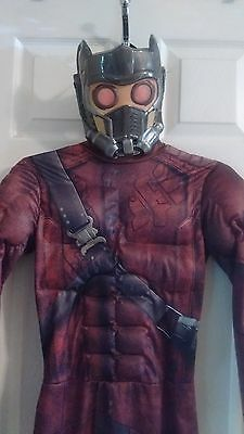 Halloween costume STAR LORD GUARDIANS OF THE GALAXY by Marvel Boys size L(10/12)