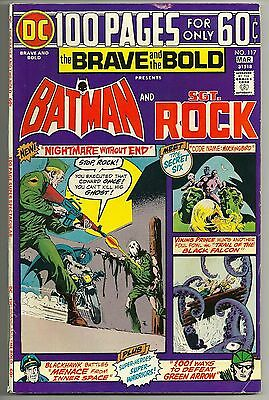 The Brave and the Bold #117 (Feb-Mar 1975, DC) - Fine+