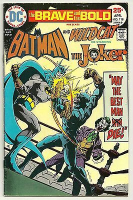The Brave and the Bold #118 (Apr 1975, DC) - Fine