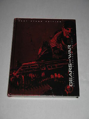 Official Strategy Guide GEARS OF WAR 2 LAST STAND EDITION ~ neu ~ Lösungsbuch